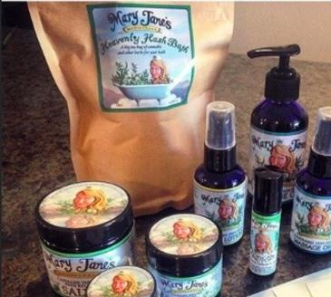 Salves Oils Tinctures Lotions BathBombs