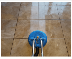 Green rhino grout cleaning