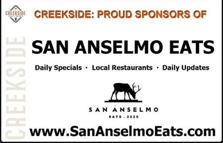 Visit San Anselmo Eats for Daily Specials in San Anselmo