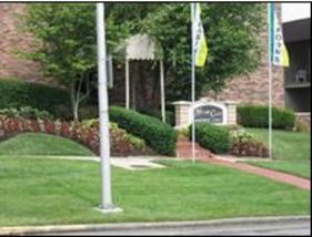 image of commercial account landscaped property by presentatolandscape.com