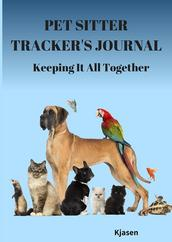 Pet Sitter Tracker Journal Info Page