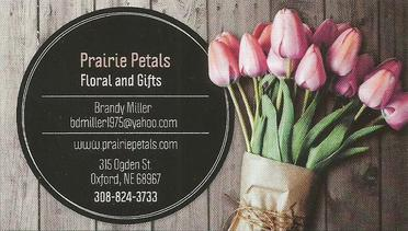 Prairie Petals Floral & Gifts