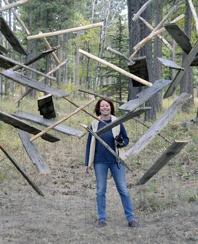 Cornelia Konrads Sculpture In The Wild Sculpture Park