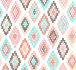 Diamond Native American Fabric