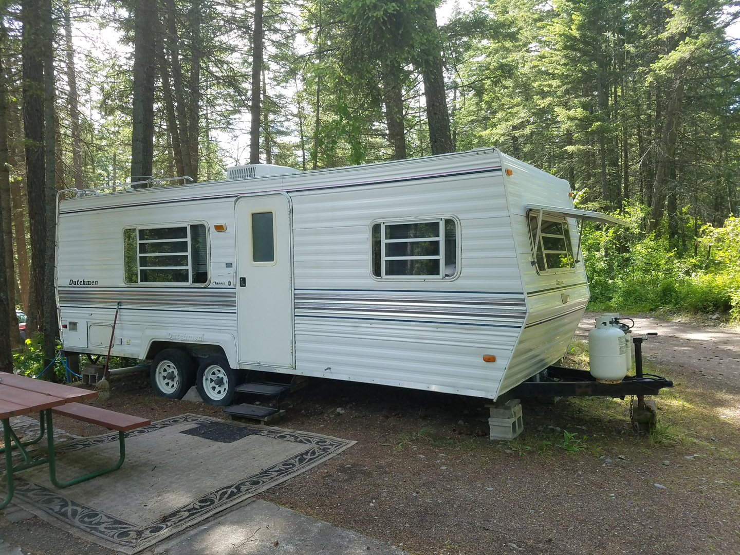 Outback Montana Rv Park & Campground - Cabin Rentals, Rv Camping, Rv