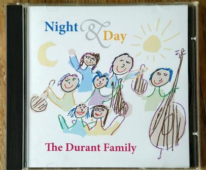The Durant Family Band - Night and Day