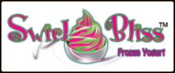 Swirl Bliss Frozen Yogurt logo