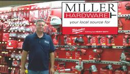 Miller Hardware, Garnett, KS, Milwaukee Tool