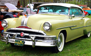Koa Buckeye Lake Car Show