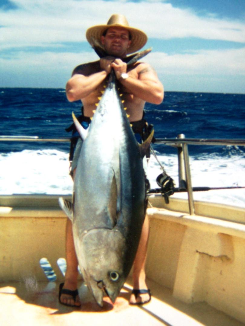 Blue Fin Tuna Fishing