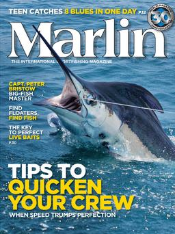 Marlin Magazine with marlin fishing tips
