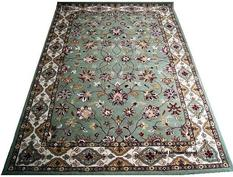 Hand-tufted Persian rug