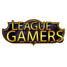 League Of Gamers Sticker