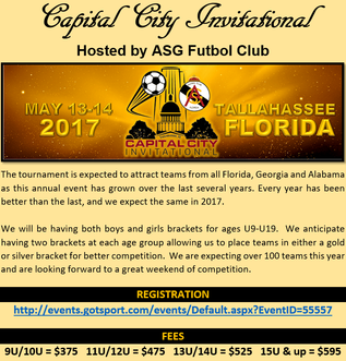 Register for the Tournament