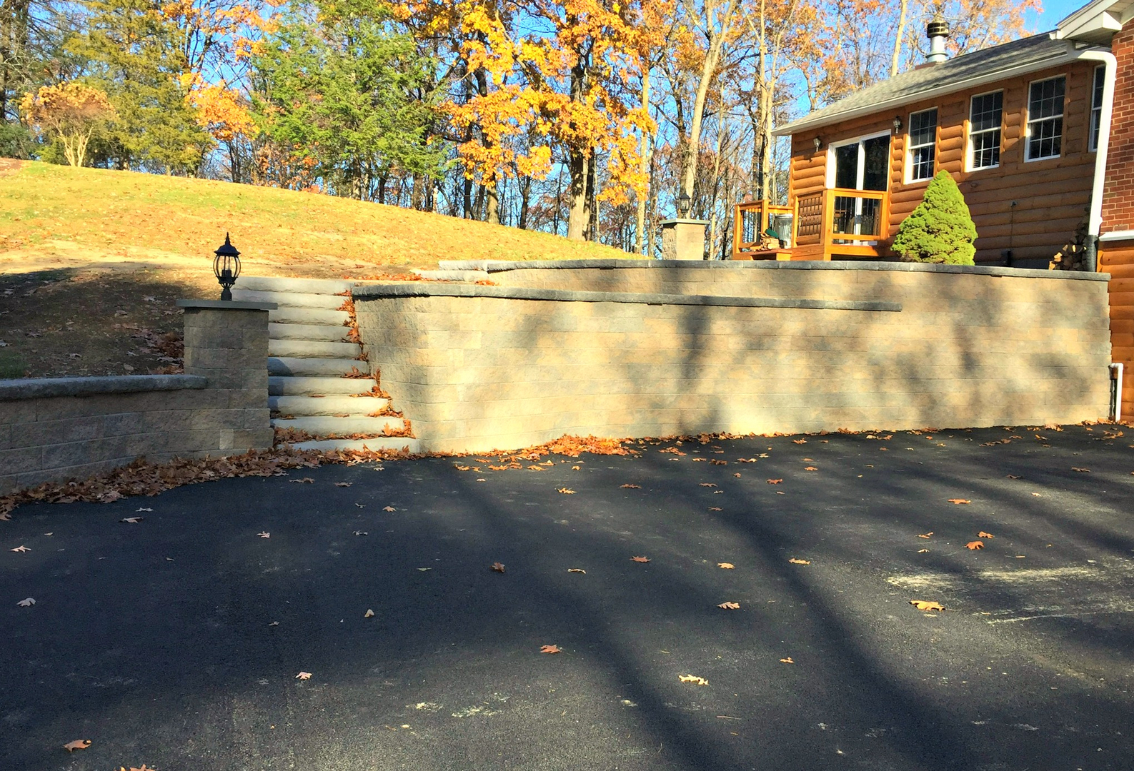 Hardscape Gallery, Patios, Retaining Walls & More!