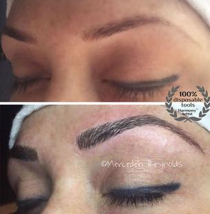 Naples FL Microblading eyebrows