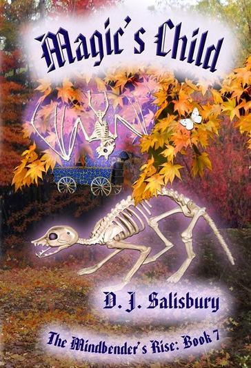 Magic's Child by fantasy author DJ Salisbury