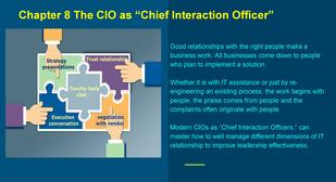 CIO as Chief Interaction Officer
