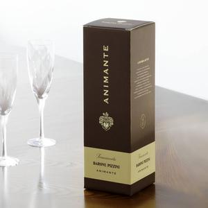elegant wine paper box