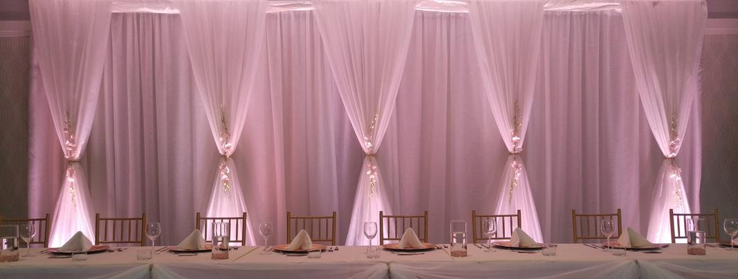 Inspirational decor for weddings and event, rentals, chair coverts, linens