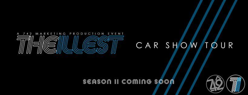 Illest Car Show Tour - Texas metal car show