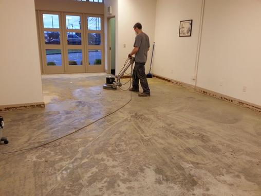 CONCRETE FLOORING REFINISHING SERVICE IN LAS VEGAS NEVADA