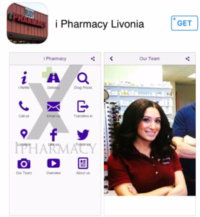 i Pharmacy livonia app