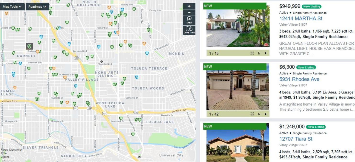 Property Search Home Search Real Estate Search