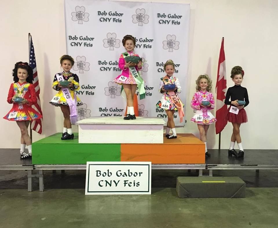 2020 Feis Schedule Home