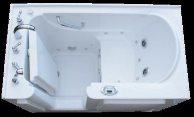 One Day Walk In Tub Installs by Dynasty Remodeling LLC