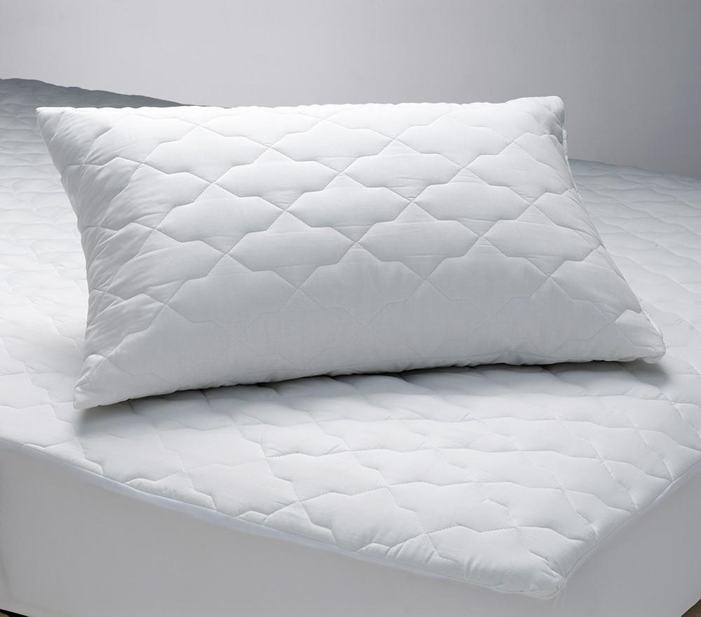 Quilted Pillow Protector : quilted pillow protector - Adamdwight.com