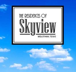 Skyview duplexes for sale in Midlothian Texas