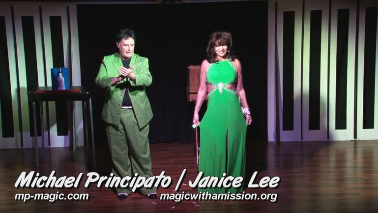 Comedy Magic of Michael and Janice Lee