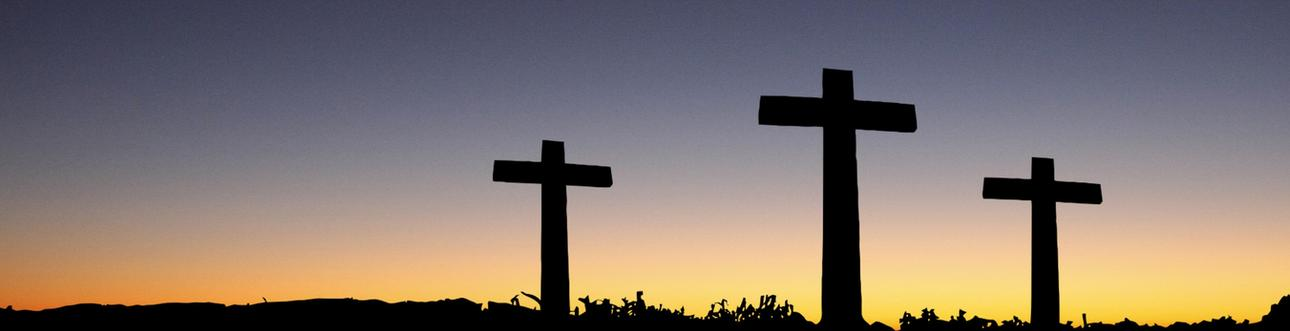 Contact Us Header - Three Crosses On the Horizon