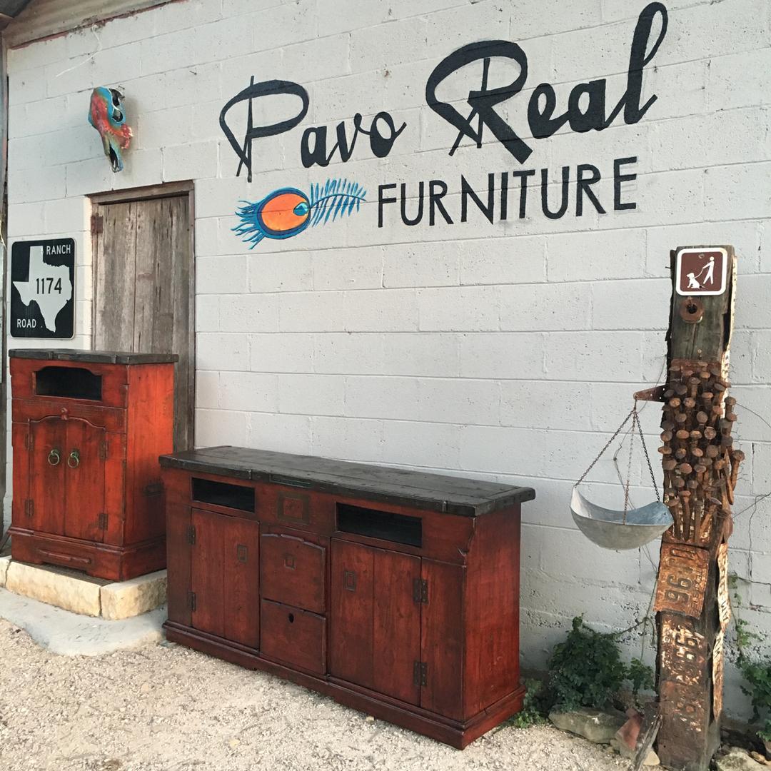 Custom Built Furniture Custom Wood Furniture Pavo Real - Custom furniture austin