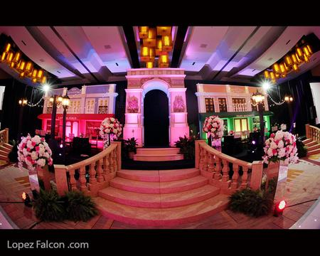 Jw Marriott Marquis Miami Hotel Quince Party Event