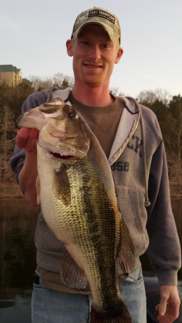 Branson Fishing Guide John Sappington