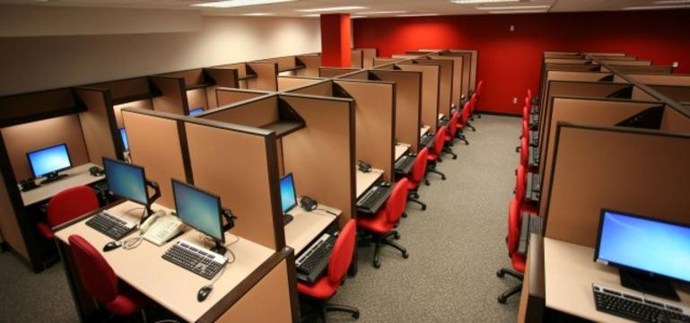 Call Center Cleaning Service