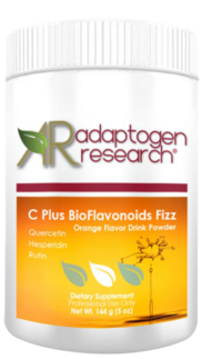 Adaptogen Research,C Plus Bio Flavonoids Fizz