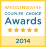 WeddingWire Couples' Choice 2014