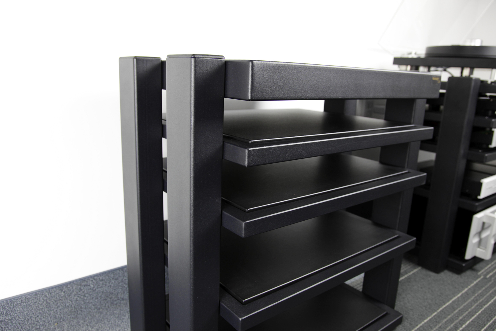 sonata cabinet racks cabinets audio sound brands creations rack ironcraft and symphony furniture cr