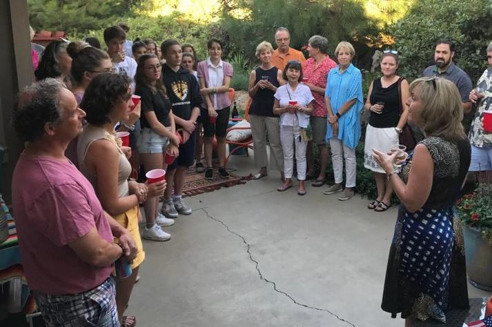 2018 Summer Youth Exchange