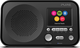 Discover a whole world of radio stations, stream music from your mobile and enjoy your Spotify playlists on this compact radio with a rich powerful sound you'll love