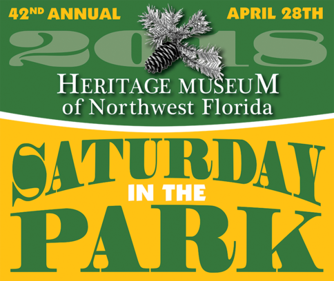 42nd Annual Saturday in the Park Logo
