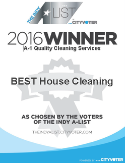 Best House Cleaning as voted by Indy A-List 2016