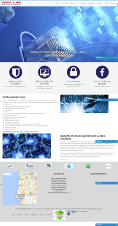 Network And Web Solutions