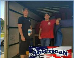 361 American movers strong and friendly