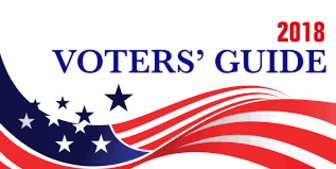 2018 Primary Voters Guide