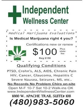 Need a Medical Marijuana Card?