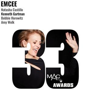 33 Annual MAC Awards Emcee 2019
